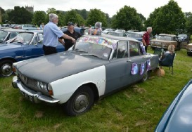 50 YEARS OF THE ROVER P6 2000 1963 TO 2013